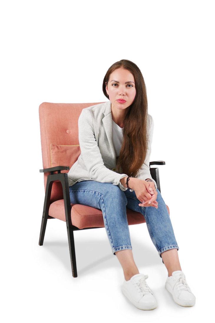 Екатерина Калиновская гештальт-терапевтка
