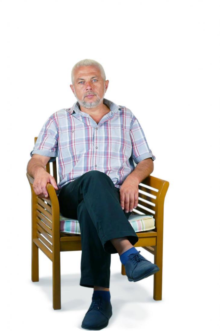 Александр Сагайдак гештальт-терапевт