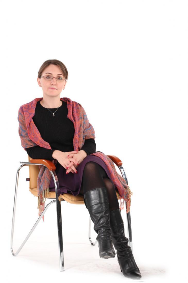 Наталья Трушина гештальт-терапевт